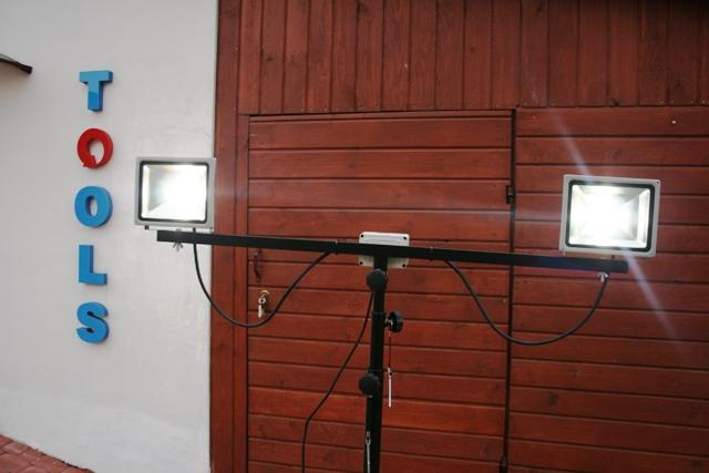 Maszt oświetleniowy
